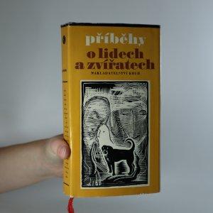 náhled knihy - Příběhy o lidech a zvířatech