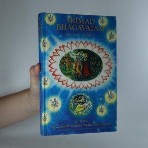 náhled knihy - Śrīmad Bhāgavatam. Zpěv 1. Díl 2.