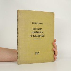 náhled knihy - Učebnice lineárního programovaní