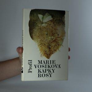 náhled knihy - Kapky rosy