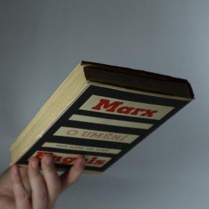 antikvární kniha O umění, 1949