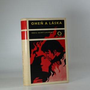 náhled knihy - Oheň a láska
