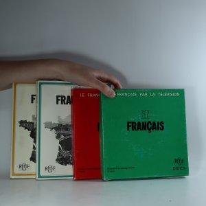 náhled knihy - En Francais (2 knihy, 13x LP)