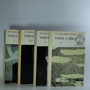 náhled knihy - Vojna a mír (I.-IV.)