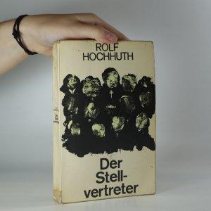náhled knihy - Der Stellvertreter