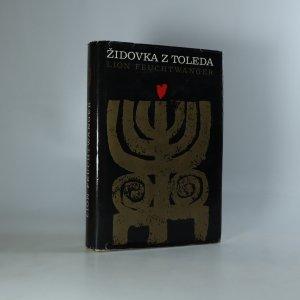 náhled knihy - Židovka z Toleda