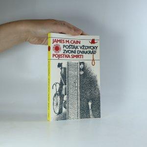 náhled knihy - Pošťák vždycky zvoní dvakrát. Pojistka smrti