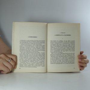 antikvární kniha A zsidóság két útja, neuveden