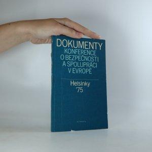 náhled knihy - Dokumenty konference o bezpečnosti a spolupráci v Evropě. Helsinky 75