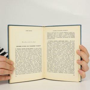 antikvární kniha O pramenech vychovatelské vědy, 1947