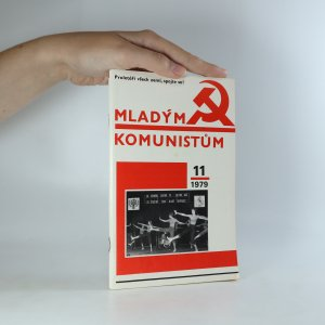 náhled knihy - Mladým komunistům 11/1979
