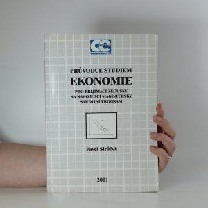 náhled knihy - Průvodce studiem ekonomie pro přijímací zkoušky na navazující magisterský studijní program