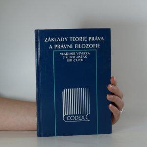 náhled knihy - Základy teorie práva a právní filozofie