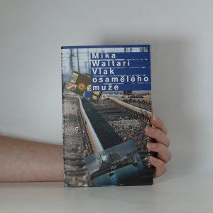 náhled knihy - Vlak osamělého muže