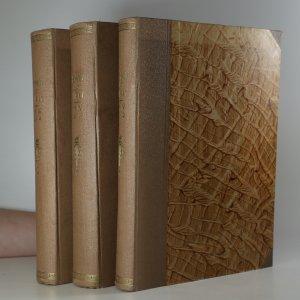 náhled knihy - Brehmův život zvířat IV. díl (2. - 4. svazek. 2.sv - knižní blok vevázán vzhůru nohama)
