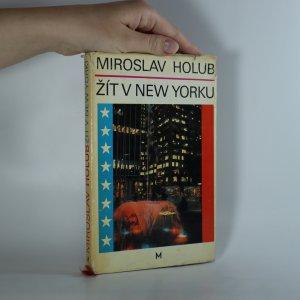 náhled knihy - Žít v New Yorku