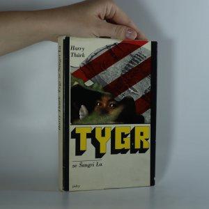 náhled knihy - Tygr ze Šangri La