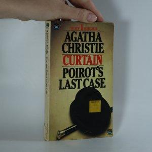 náhled knihy - Curtain. Poirot's last case.