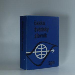náhled knihy - Česko-švédský slovník