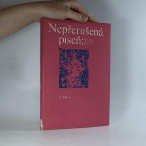 náhled knihy - Nepřerušená píseň. Deset století francouzské poezie.