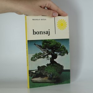 náhled knihy - Bonsaj