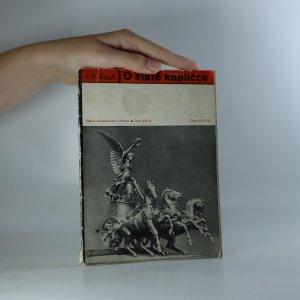 náhled knihy - O zlaté kapličce