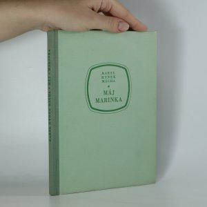 náhled knihy - Máj. Marinka.
