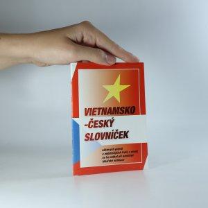 náhled knihy - Vietnamsko-český slovníček