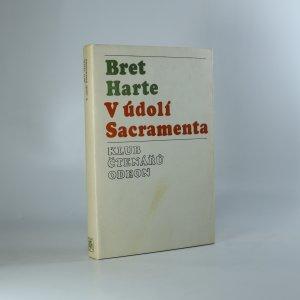náhled knihy - V údolí Sacramenta