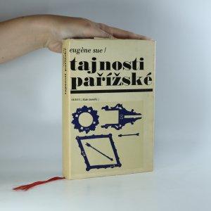 náhled knihy - Tajnosti pařížské