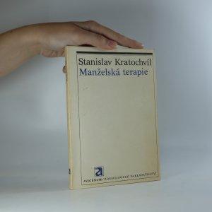 náhled knihy - Manželská terapie