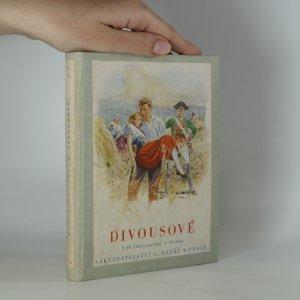 náhled knihy - Divousové a jiné povídky