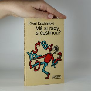 náhled knihy - Víš si rady s češtinou?