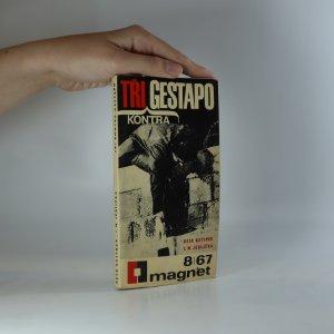 náhled knihy - Tři kontra gestapo