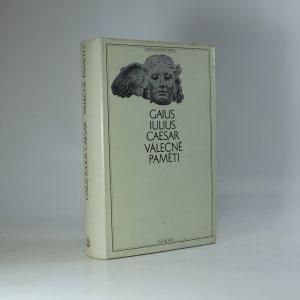 náhled knihy - Válečné paměti