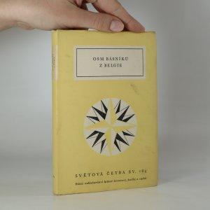 náhled knihy - Osm básníků z Belgie