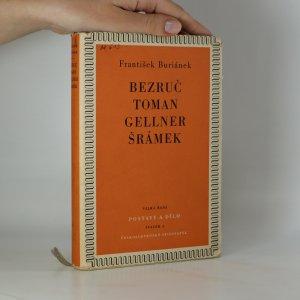 náhled knihy - Bezruč, Toman, Gellner, Šrámek