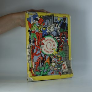 náhled knihy - Dalekohled aneb Kdo nevěří ať tam běží