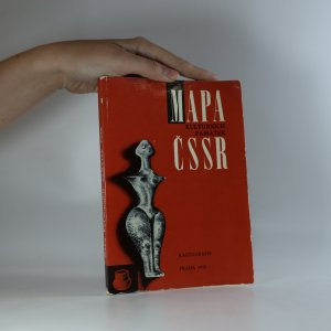 náhled knihy - Mapa kulturních památek ČSSR
