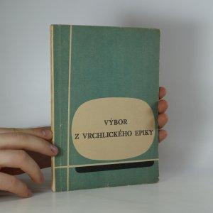 náhled knihy - Výbor z Vrchlického epiky