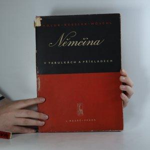 náhled knihy - Němčina v tabulkách a příkladech