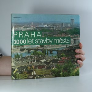 náhled knihy - Praha. 1000 let stavby města