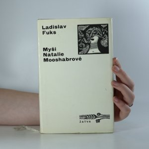 náhled knihy - Myši Natalie Mooshabrové