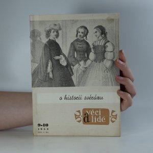 náhled knihy - Věci a lidé. A historii svérázu (č. 9-10 1953)