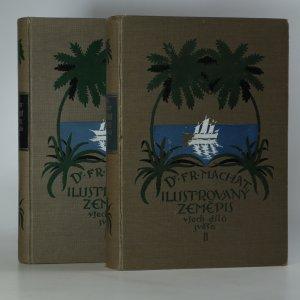 náhled knihy - Illustrovaný zeměpis všech dílů světa II-III. díl (2 svazky)