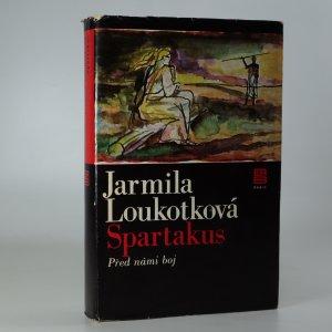 náhled knihy - Spartakus. Před námi boj