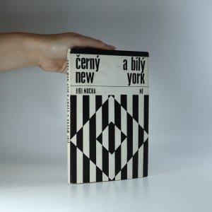 náhled knihy - Černý a bílý New York