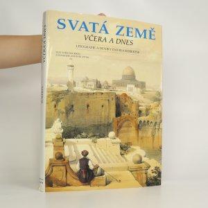 náhled knihy - Svatá země včera a dnes