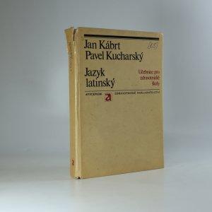 náhled knihy - Jazyk latinský