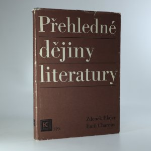 náhled knihy - Přehledné dějiny literatury
